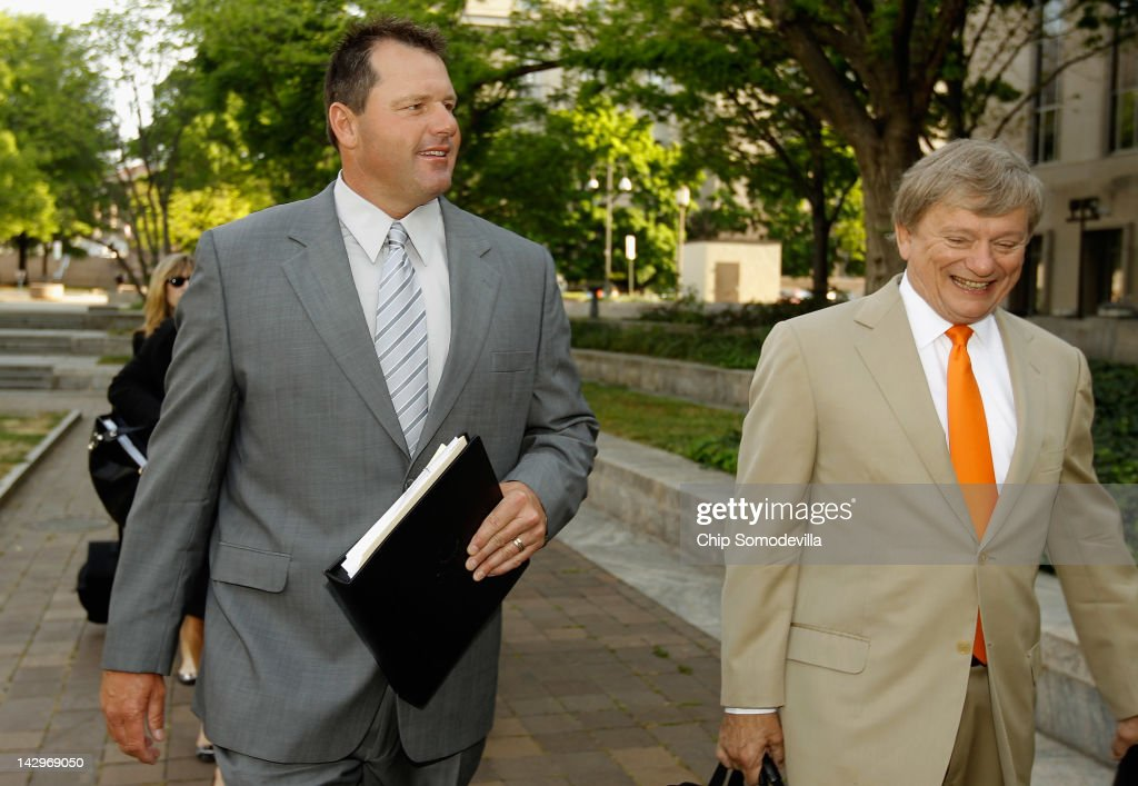 Jury Selection Begins In Roger Clemens Perjury Re-Trial