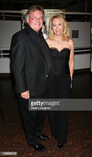 Former ambassador Joseph Wilson and wife former CIA officer Valerie Plame Wilson attend a special screening of Summit Entertainment's Fair Game at...