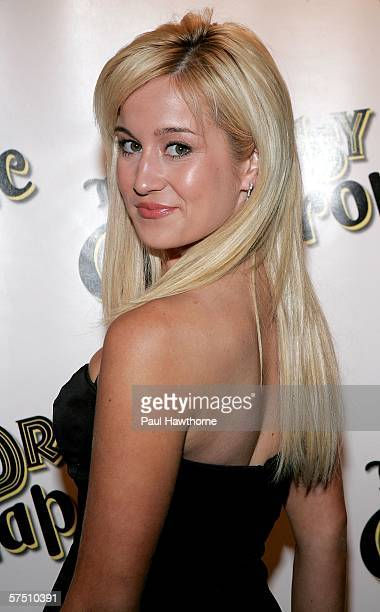 """Former American Idol contestant Kellie Pickler attends the opening night of the new Broadway musical and comedy """"The Drowsy Chaperone"""" at the Marquis..."""