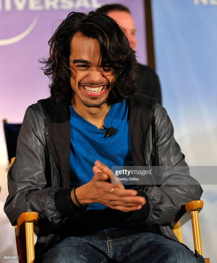 Former American Idol contestant Sanjaya Malakar attends a press conference for 'I'm a Celebrity Get Me Out Of Here!' at the Langham Hotel on April 24, 2009 in Pasadena, California.