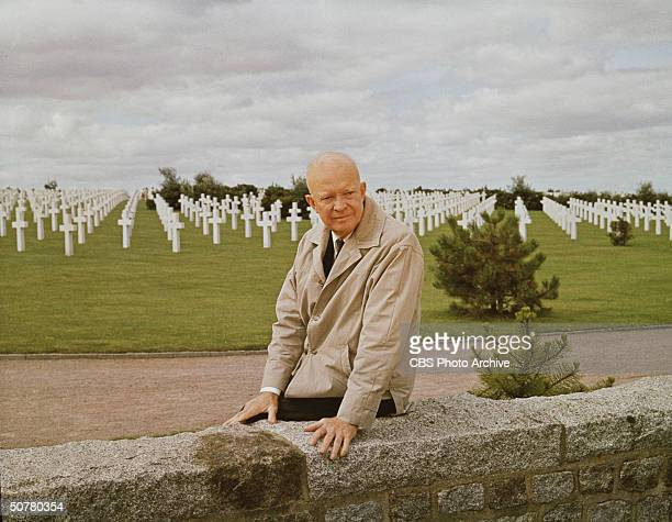 the life and political career of dwight d eisenhower as the 34th american president Learn about the 34th us president dwight eisenhower graduated from west point military academy in 1914 as a second lieutenant and began a career that would.
