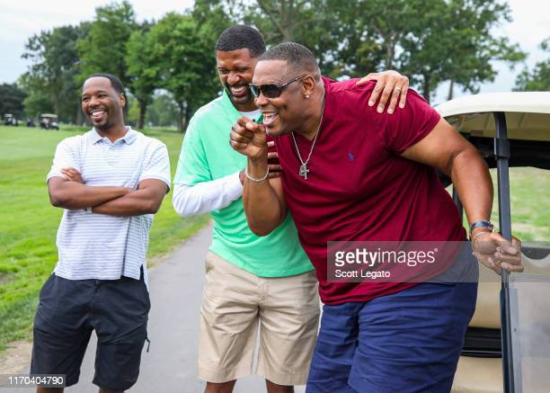 Former American professional basketball player, current sports analyst for ESPN, and cofounder of the Jalen Rose Leadership Academy, Jalen Rose and...