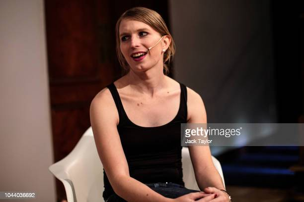 Former American soldier and whistleblower Chelsea Manning speaks with artist and writer James Bridle ahead of an Institute Of Contemporary Arts event...