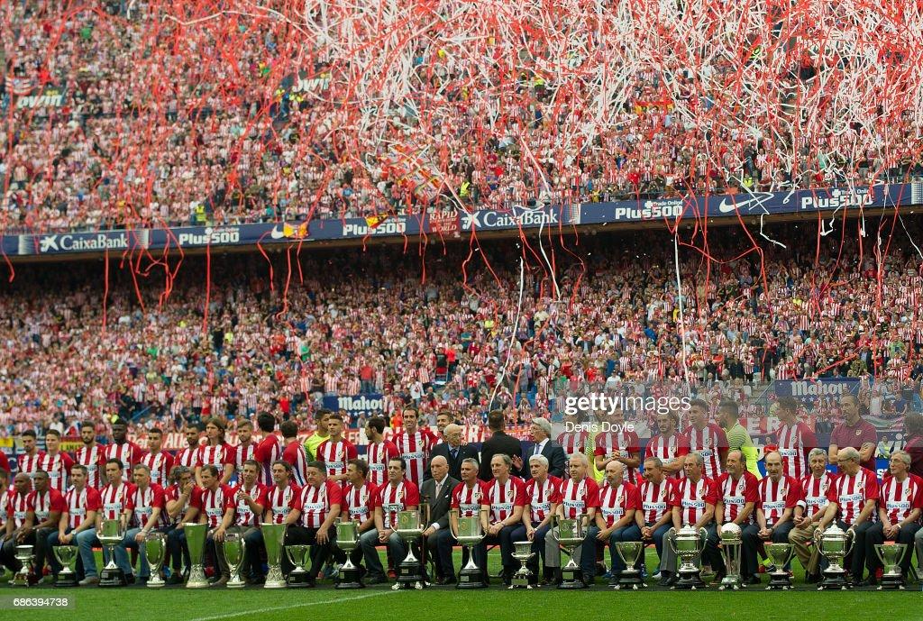 Club Atletico de Madrid v Athletic Club - La Liga : ニュース写真