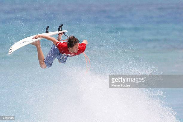 Former ASP World Championship Tour surfer Tim Curran of the USA captured the O'Neill Deep Blue Open title at Lohifushi Island Republic of Maldives on...