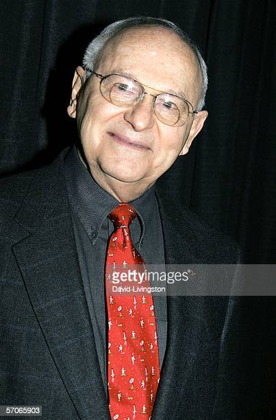 Former astronaut Alan Bean poses at Creation Entertainment's Grand Slam XIV The SciFi Summit at The Pasadena Center on March 12 2006 in Padadena...