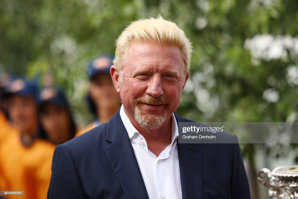 2018 Australian Open - Day 1 : News Photo