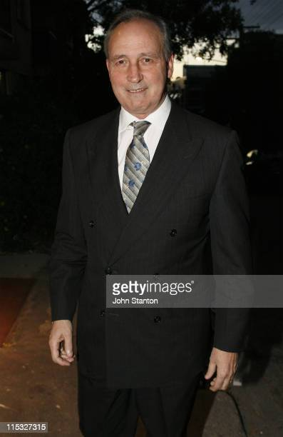 Former Australian Prime Minister Paul Keating during 'KEATING The Musical' Opening Night November 15 2006 at Belvoir St Theatre in Sydney NSW...