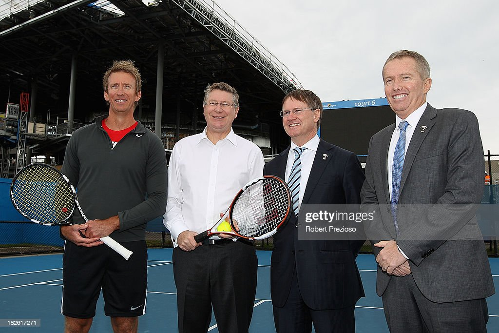 2014 Australian Open Launch