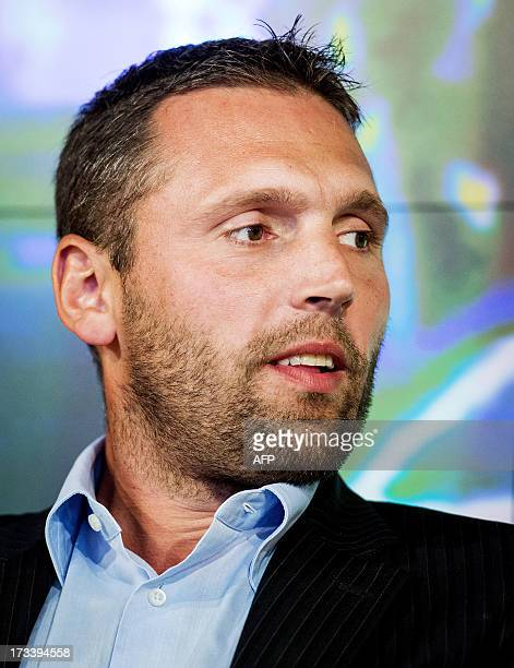 Former Austrian track athlete and sports manager Stefan Matschiner who received a 15month suspended prison sentence by a Vienna court in October 2010...