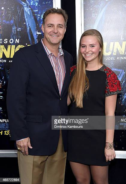 Former Baseball Player Al Leiter attends the 'Run All Night' New York Premiere at AMC Lincoln Square Theater on March 9 2015 in New York City