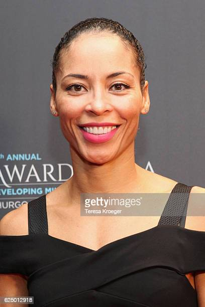 Former basketball player Allison Feaster attends the Thurgood Marshall College Fund 28th Annual Awards Gala at Washington Hilton on November 21 2016...