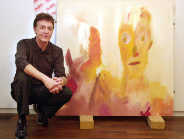 Paul McCartney Art Bristol