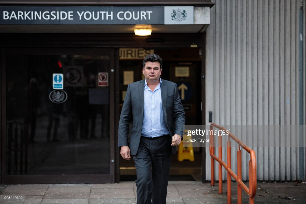 BHS Owner Dominic Chappell Appears For Sentencing Over Failiure To Assist With Pensions Investigation