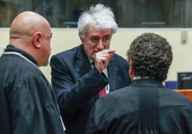 Radovan Karadzic 2016