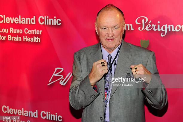 Former Boxer Chuck Wepner arrives at the Keep Memory Alive foundation's 'Power of Love Gala' celebrating Muhammad Ail's 70th birthday at the MGM...