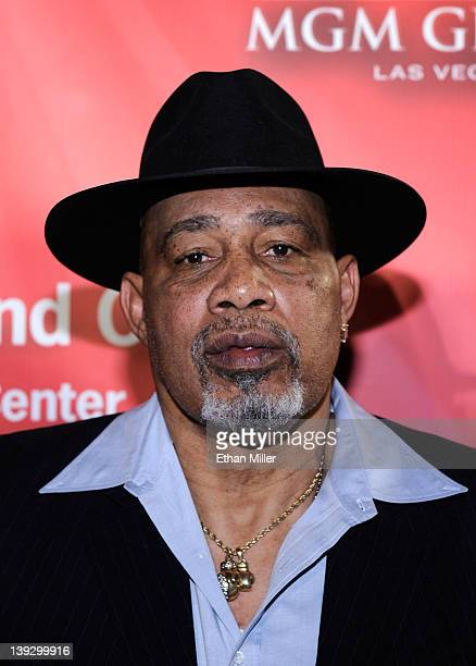 Former boxer Ken Norton arrives at the Keep Memory Alive foundation's Power of Love Gala celebrating Muhammad Ali's 70th birthday at the MGM Grand...