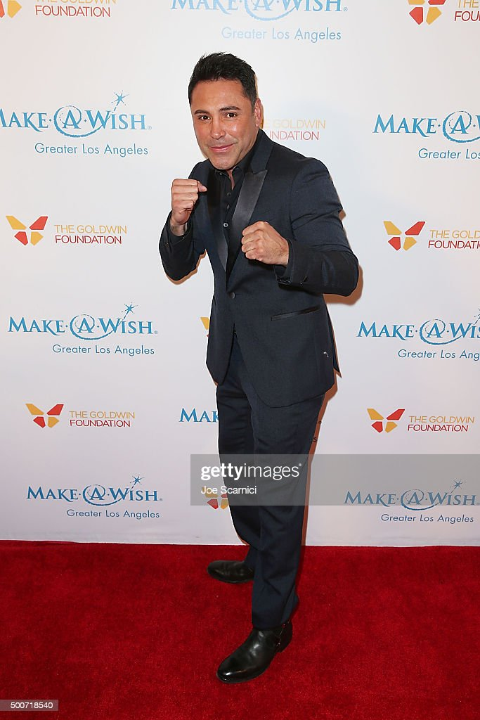 Make-A-Wish Greater Los Angeles Honors Oscar De La Hoya, Michael Rosenfeld And Tom Mone At Its Annual Wishing Well Winter Gala - Arrivals