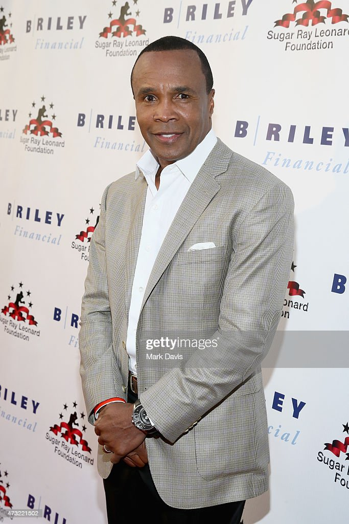 "B. Riley & Co. And Sugar Ray Leonard Foundation's 6th Annual ""Big Fighters, Big Cause"" Charity Boxing Night"