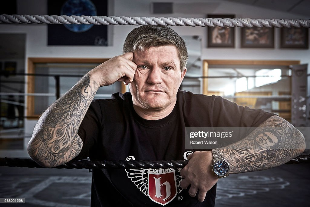 Ricky Hatton, Times UK, June 27, 2015