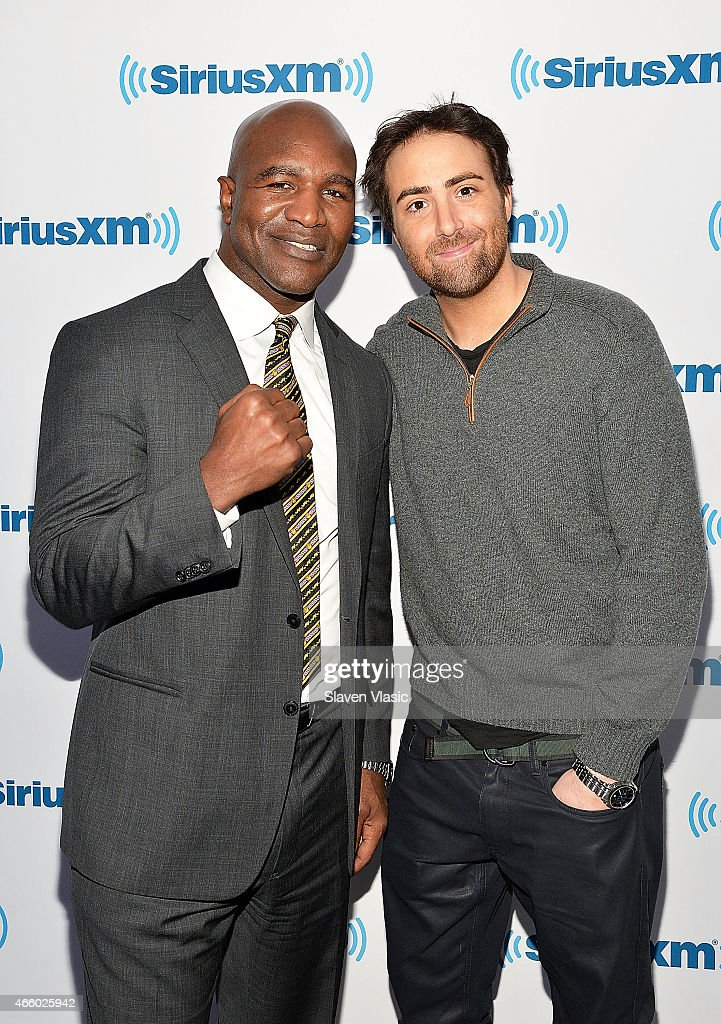 Celebrities Visit SiriusXM Studios - March 12, 2015