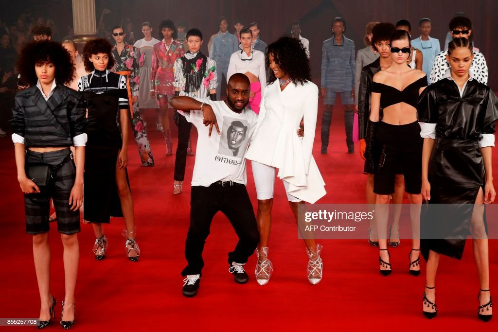 Off/White : Runway - Paris Fashion Week Womenswear Spring/Summer 2018