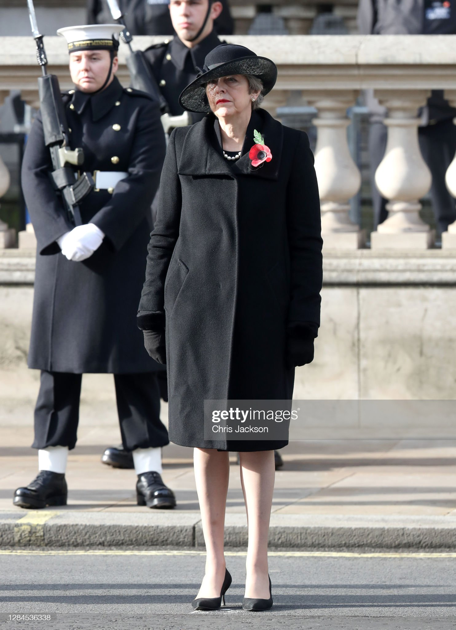 https://media.gettyimages.com/photos/former-british-prime-minister-theresa-may-during-the-national-service-picture-id1284536338?s=2048x2048