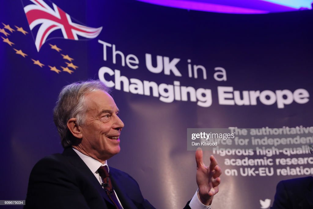 Article 50: A Year On - UK In A Changing Europe Conference : News Photo