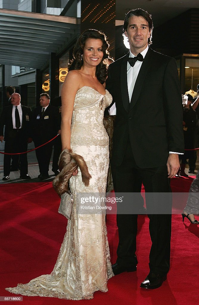 2005 Brownlow Medal Arrivals : News Photo