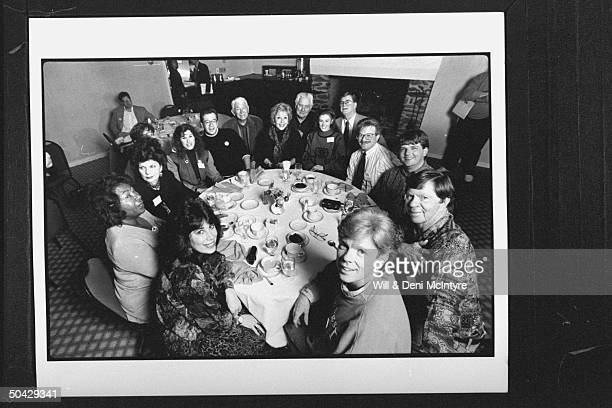 Former cast members of the TV show The Waltons Ronnie Claire Edwards Judy NortonTaylor Michael Learned Kami Cotler Eric Scott David Harper Joe Conley...