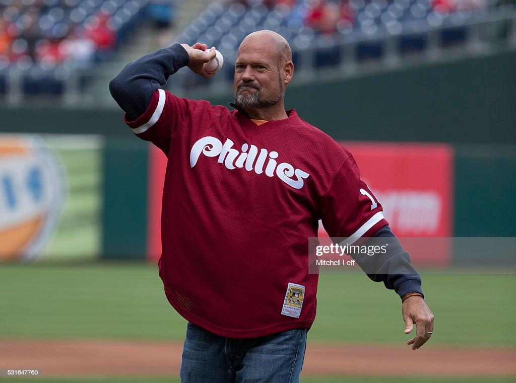 Cincinnati Reds v Philadelphia Phillies : News Photo