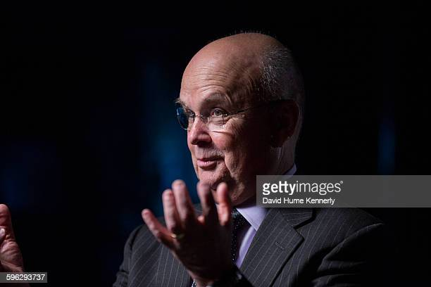 Former Central Intelligence Agency Director Gen. Michael Hayden, who served under Presidents George W. Bush and Barack Obama, is interviewed for the...