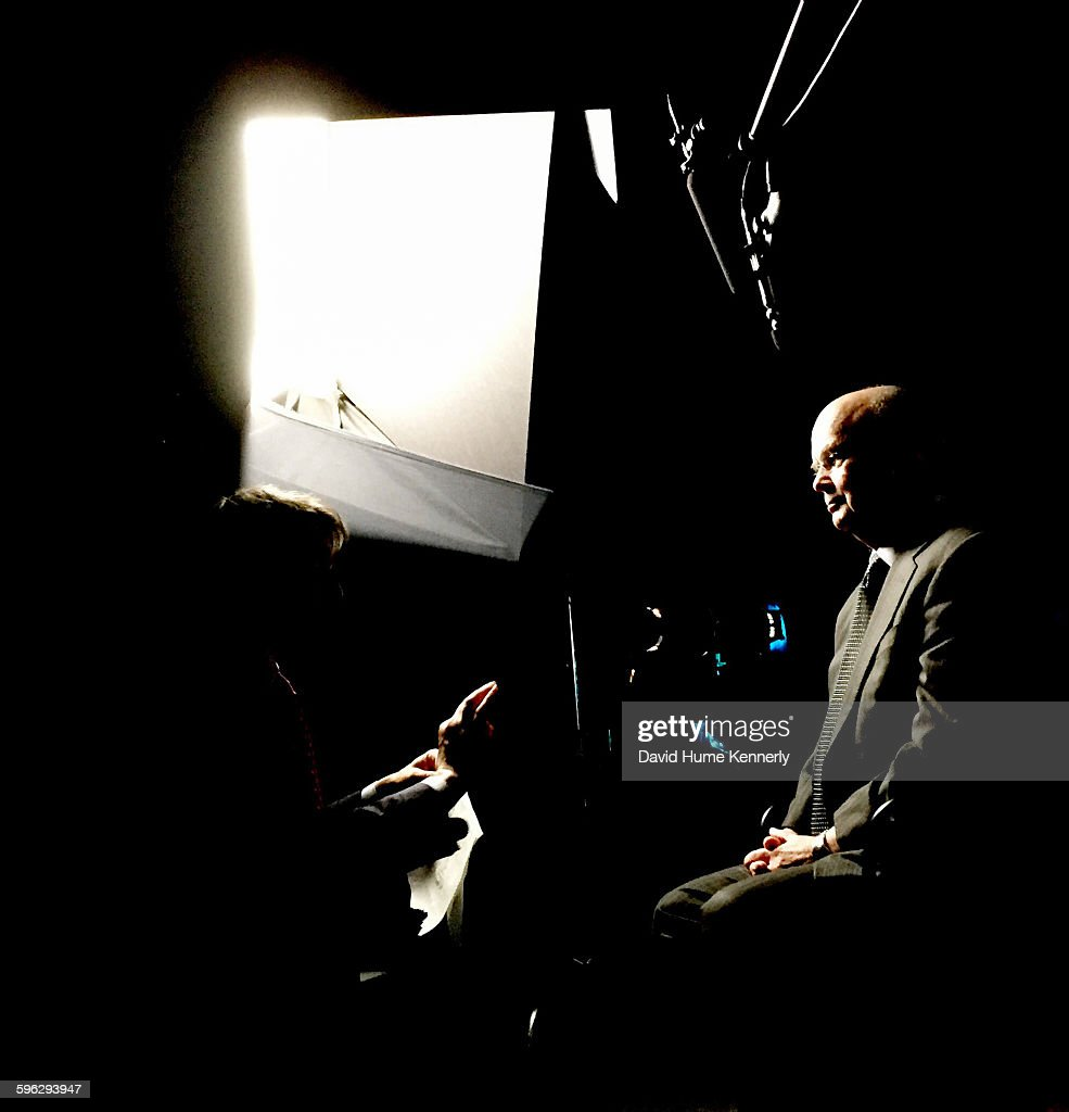 Former CIA Director Michael Hayden Interview : News Photo