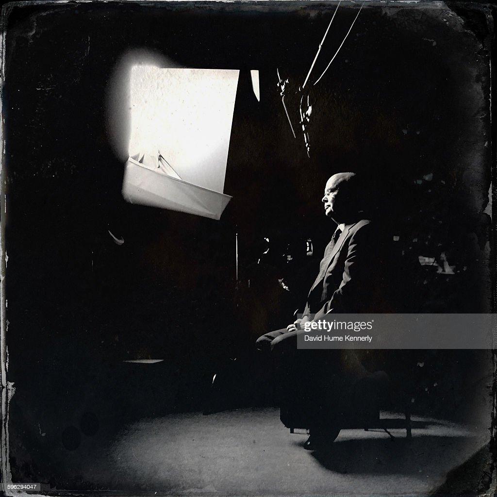 Former CIA Director Michael Hayden Interview : News Photo
