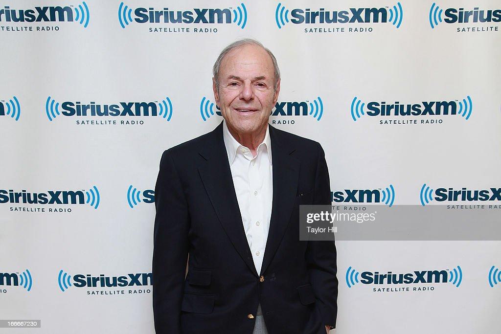 Celebrities Visit SiriusXM Studios - April 15, 2013