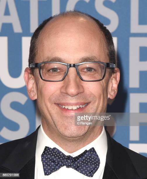 Former CEO of Twitter Dick Costolo attends the 2018 Breakthrough Prize at NASA Ames Research Center on December 3 2017 in Mountain View California
