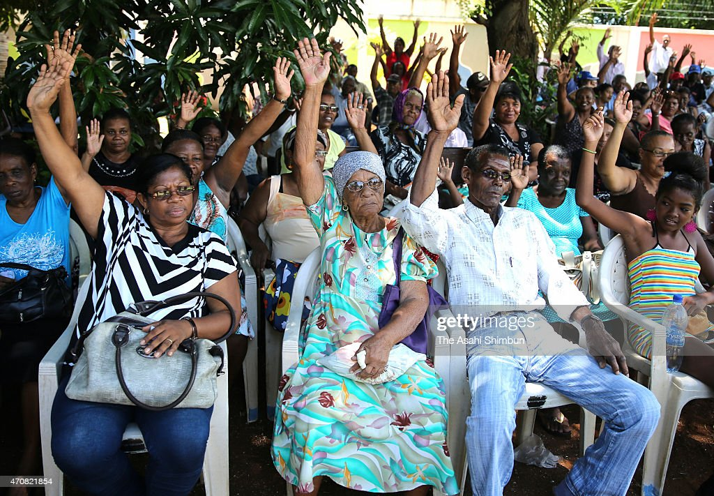 Exiled Former Chagos Archipelago Inhabitants Demand Repatriation : News Photo