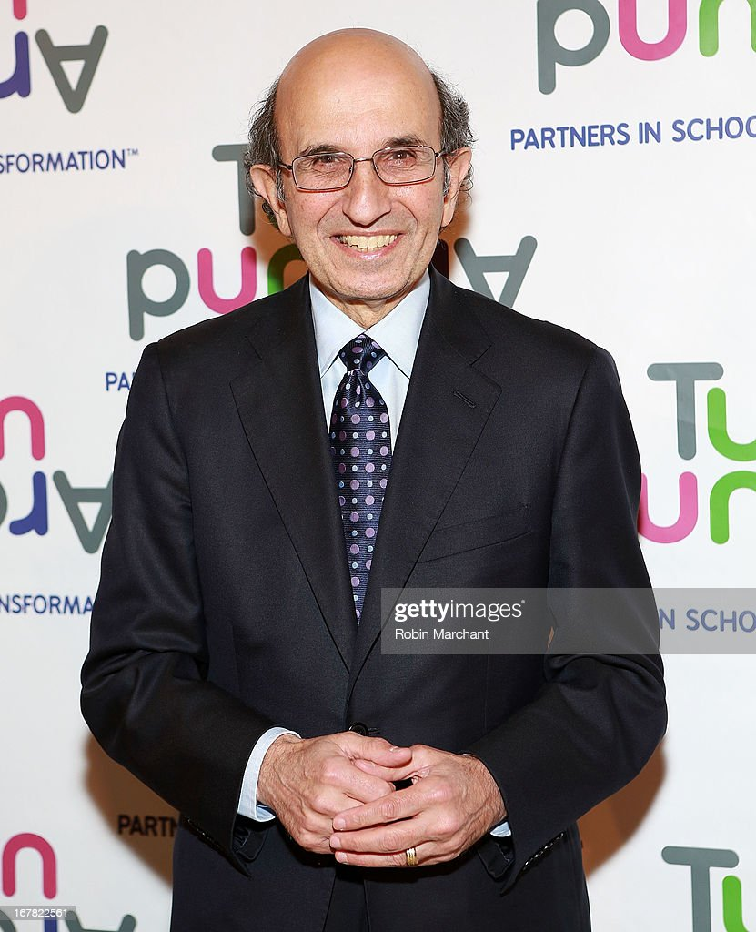 Former Chancellor of the New York City Department of Education Joel L. Klein attends Turnaround for Children 4th Annual Impact Awards Gala at The Plaza Hotel on April 30, 2013 in New York City.