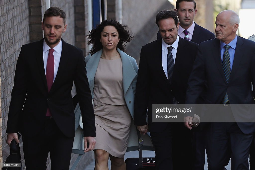 Club Doctor Begins Employment Tribunal Against Chelsea FC : News Photo