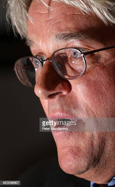 Former Chief Whip Andrew Mitchell speaks to reporters on November 26 2013 in London England One police officer is to be charged in connection with a...