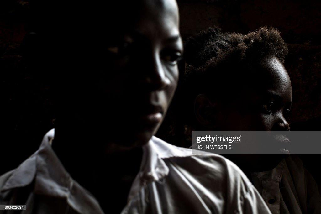 TOPSHOT-DRCONGO-UNREST-EDUCATION : News Photo