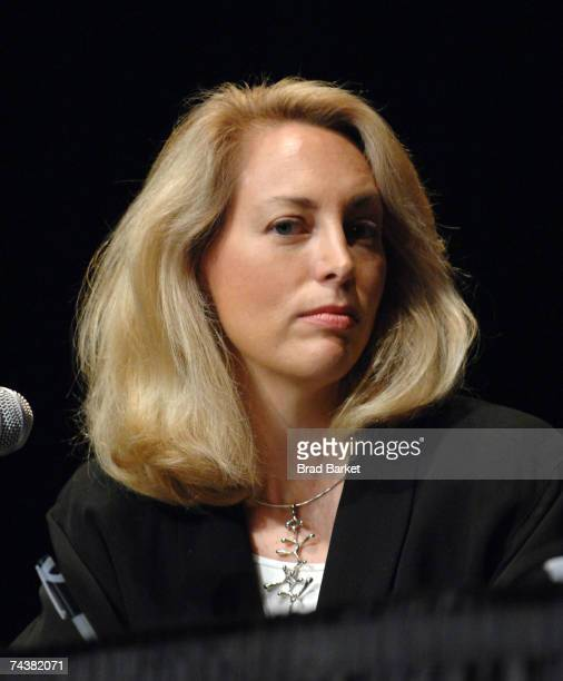 Former CIA covert agent Valerie Plame Wilson attends the Saturday Book and Author Luncheon at the Book Expo at the Jacob Javits Center June 2 2007 in...
