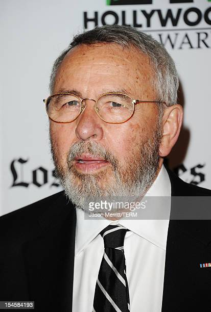 Former CIA Officer Tony Mendez arrives at the 16th Annual Hollywood Film Awards Gala presented by The Los Angeles Times held at The Beverly Hilton...
