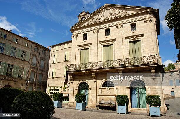 Former city hall also known as Maison consulaire and now Maison des Metiers d'Art at Pezenas