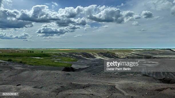 A former coal mine becomes a recreation area