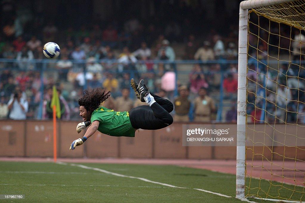 FBL-IND-BRAZIL : News Photo