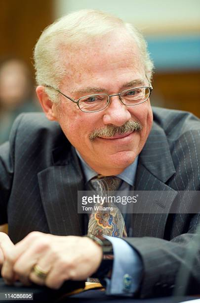 Former Congressman Bob Barr prepares to testify before a House Crime Terrorism and Homeland Security Subcommittee hearing in Rayburn entitled The USA...