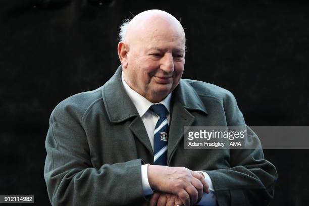 Former Coventry City manager and FA Cup winner John Sillett during the Cyrille Regis Memorial Service at The Hawthorns at The Hawthorns on January 30...