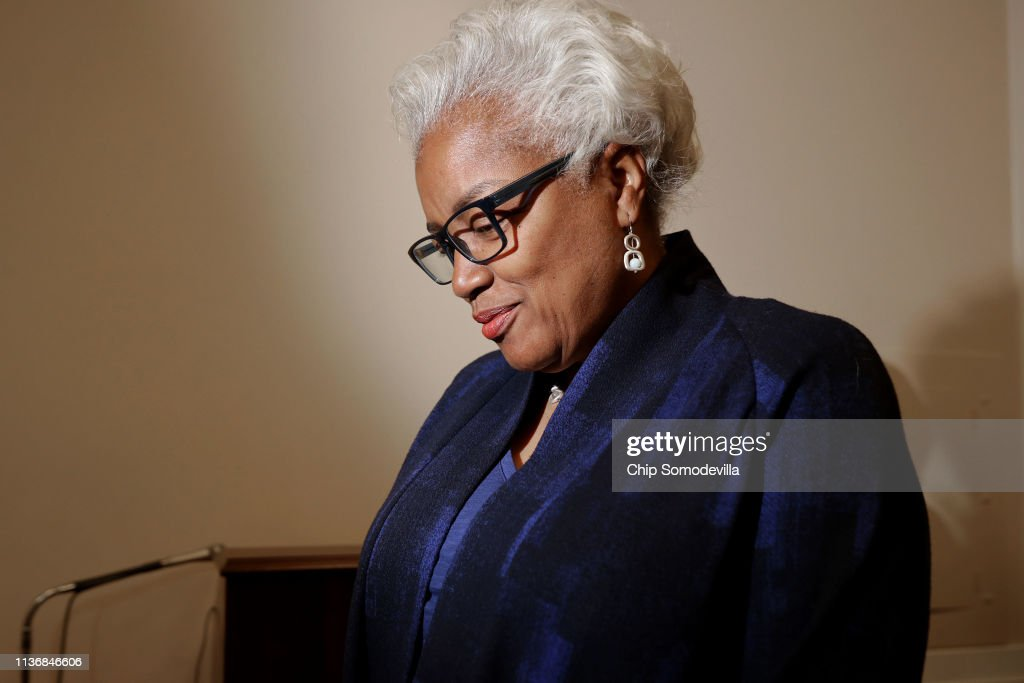 DC: Former DNC Chairperson Donna Brazile Joins Discussion Celebrating Women's History Month