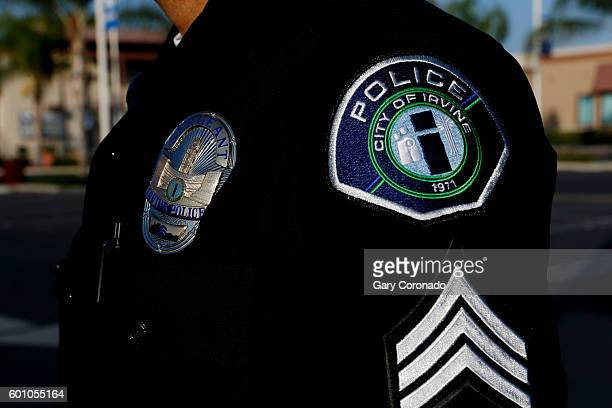 Former detective, now Sgt. Mark Andreozzi, of the Irvine Police Department, at Plaza Vista School, in Irvine, Calif., on Aug. 7, 2016. Investigator...